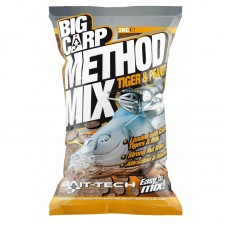 Bait-Tech Method Mix Tiger & Peanuts 2 kg