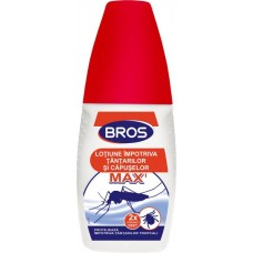 Bros Spray Lotiune Max Anti Tantari Si Capuse 50 ml