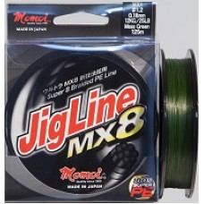 Jigline MX8-Verde Inchis