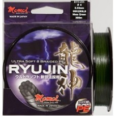 Ryujin PE Braided-Dark Green-300 m