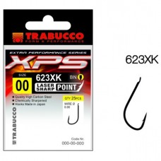 Carlige Trabucco XPS 623 XK 25buc/plic